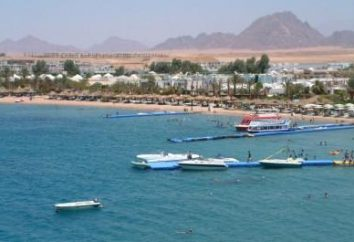 Naama Bay – piękny zakątek Egipcie