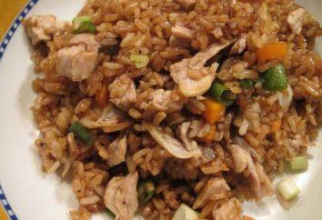 Come cucinare il riso con carne di manzo?