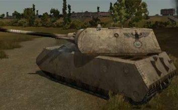 Maus – um tanque que pode ganhar praticamente sozinho