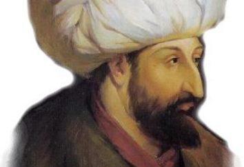Fatih Sultan Mehmet Zdobywcy: realny i filmowe postacie
