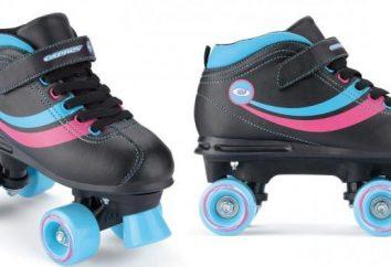 Quads – rouleaux pour les enfants et les adultes actifs