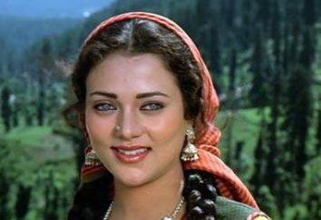 Aktorka Mandakini: Indian Film Gwiezdne 80s