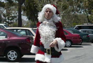 """Commedia """"Bad Santa"""". Attori e ruoli"""