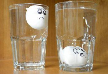 Jak ustalić świeżość jaj: kilka znanych metod