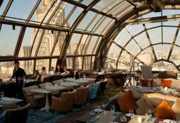 """""""White Rabbit"""" – restauracja w Moskwie. Adres, menu, recenzje. Restauracja White Rabbit"""