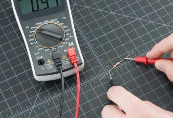 Cómo comprobar la resistencia del multímetro: para obtener instrucciones de medición