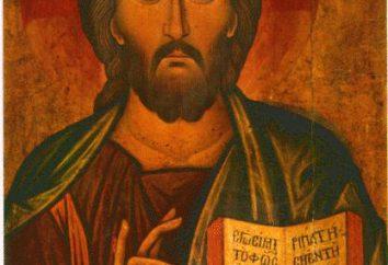 Ikona Zbawiciela – oszczędność starożytną relikwię