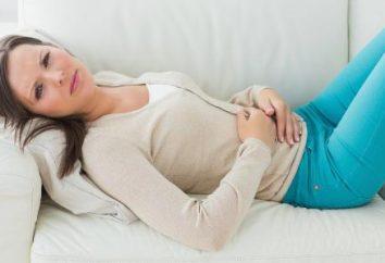 Der Magen nicht Nahrung verdauen, was zu tun ist? Bauchschmerzen postprandial