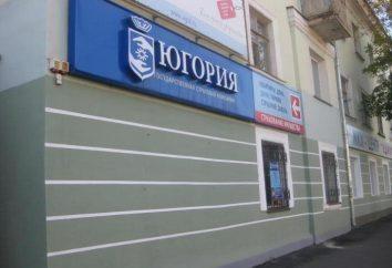 """Comentários: companhia de seguros """"Yugoria"""", Khanty-Mansiysk. Endereço, lista de serviços"""