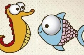 Jak narysować ryb i akwarium – dwa kursy mistrzowskie
