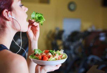 """Sałatka """"Corrida"""": posiłki przepisu i gotowania"""