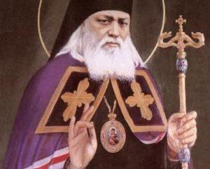L'icona di San Luca. San Luca Crimea: la preghiera, la guarigione miracoli