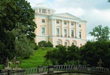 Pawłowsk Muzeum-Reserve: atrakcje, zdjęcia