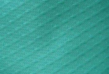 Crimplene – Tessuti di fibre sintetiche