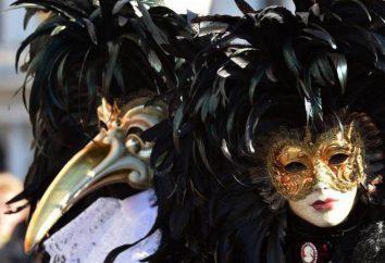 Jak są karnawały w Wenecji? Opis, daty, kostiumy, recenzje podróżnych