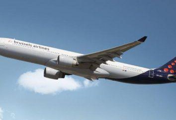 "compagnia aerea belga Brussels Airlines """""