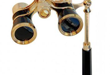 okulary Opera: recenzje cena. Jak wybrać okulary operowych
