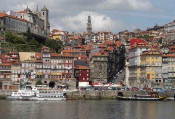 La ciudad de Oporto en Portugal: Lugares de interés (foto)