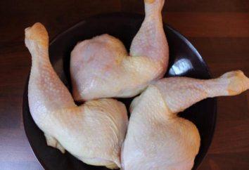 Pés de galinha com alho e maionese, cozido no forno: receitas rápidas e deliciosas