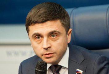 Ruslan Balbec – l'homme politique russe: biographie, la nationalité, la famille. Ruslan Ismailovich Balbec