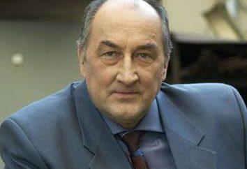 Boris Klyuyev: biografia, filmografia, a rodzina aktora