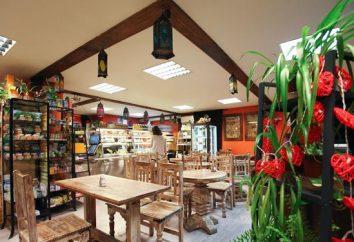 Miglior Cafe vegetariana a Mosca, foto e recensioni