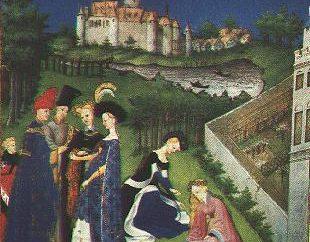 Średniowieczna Europa: państwo i miasto. Historia średniowiecznej Europie