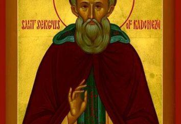 Ikona prawosławna. Sergiusz z Radonezh – hegumen ziemi rosyjskiej