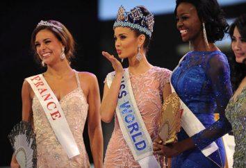 """Pierwszy piękno świata. Konkursy """"Miss World"""""""