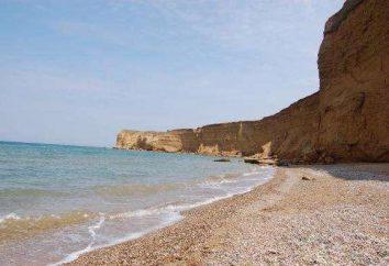 Andreevka village (Crimée): choisir un endroit pour se reposer