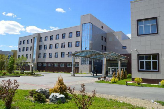 Klinik für Gelenkprothesen in Nischni Tagil
