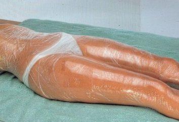 Mostaza envoltura – una gran manera de combatir la celulitis