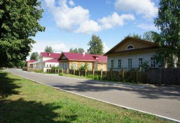 Votkinsk: attrazioni e descrizione