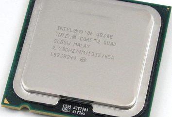 Procesador Intel Core Q8300 Quad Core: Las especificaciones y Comentarios