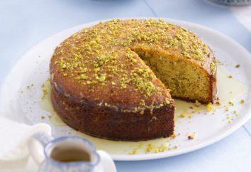 Semolino torta – la ricetta. Come cucinare una torta di mele-Manno