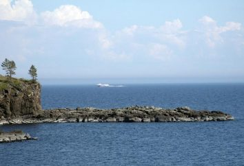 Einzigartige Orte in Russland – Ladoga See