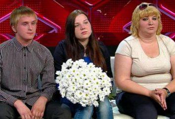 Najmłodsza babcia w Rosji (zdjęcie)