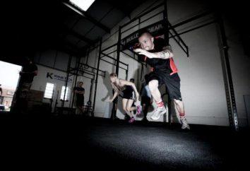 CrossFit de l'eau: avantages et inconvénients