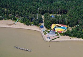 « Boomerang » – plage à Novossibirsk, emplacement, avis, photos, prix et emplacement sur la carte