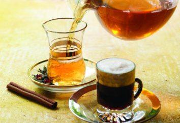 Nel tè o caffè tanta caffeina? Quanta caffeina in una tazza di caffè?