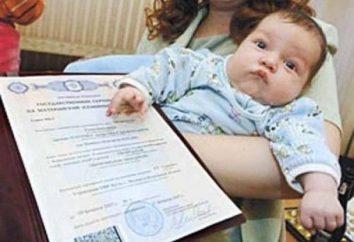kapitał macierzyński dla trzeciego dziecka. Płatność przy narodzinach trzeciego dziecka