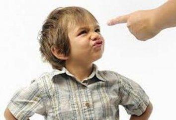Niegrzeczne dzieci – jest normą?