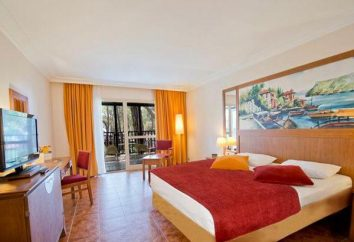 Hôtel Otium Hôtel Life 5 * (Kemer, Turquie) photos et commentaires