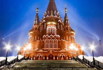 St. Michael-Kathedrale (Izhevsk) und Foto-Modus