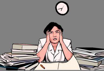 Procrastinare – che cos'è? Procrastinazione: cause, sintomi e metodi di trattamento per superare
