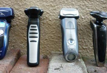 A escolha de barbeadores elétricos