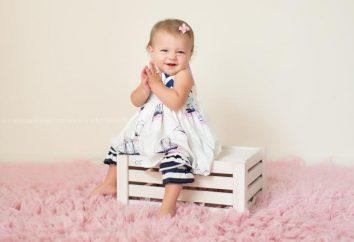 Wie viel sollte ein Kind von 1 Jahr wiegen? Tabelle Gewicht Baby