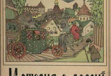 """Sinopsis de """"el cuento de Frol Skobeyev: análisis"""