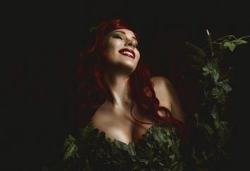 Bohaterowie DC Comics: Poison Ivy