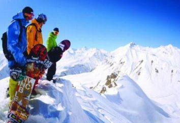 Georgia, Gudauri – estación de esquí: descripción, fotos y comentarios